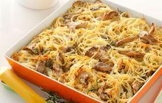 i-rena: σπαγγετάδα φούρνου