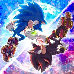 sonic, sonic the hedgehog, Shadow / sonic log-pixiv Sonic The Hedgehog, Hedgehog Art, Silver The Hedgehog, Shadow The Hedgehog, Hedgehog Drawing, Sonic Dash, Sonic And Amy, Sonic Satam, Pyssla Pokemon