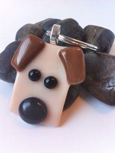 Fused Glass - Dog