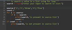 Coders World: For loop - Python practice program
