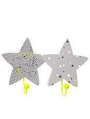patères étoiles Kiabi