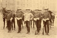 Remembering the Mounties - Canada's History