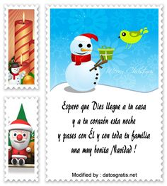 mensajes de texto para enviar en Navidad,palabras para enviar en Navidad : http://www.datosgratis.net/los-mas-bonitos-mensajes-navidenos/