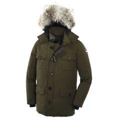 Canada Goose 2015-2016 Moda