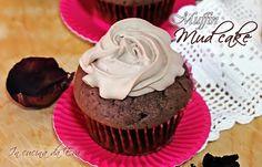 Muffin mud cake | ricetta di muffin mud cake con crema