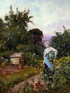 Henry John Yeend King Cabbage Gatherer