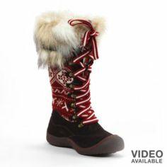MUK LUKS Gwen Tall Winter Boots - Women