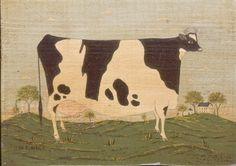 American Cow ~ Warren Kimble