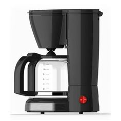 Melitta 66360 12 Cup Black Coffee Maker ** To view further for this item, visit the image link. (This is an affiliate link) Chemex Coffee Maker, Espresso Coffee Machine, Drip Coffee Maker, Coffee Mugs, Melitta Coffee Maker, Coffee Machines For Sale, Best Food Processor, Chocolate Covered Coffee Beans, Coffee Maker Reviews