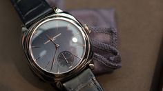 Laurent Ferrier is offering a new take on their classic Galet line this year, introducing a new case design for the first time since the watch's introduction in 2010.