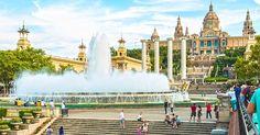 Barcelona em março #viagem #barcelona #espanha