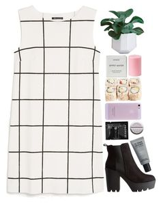 """""""- ̗̀green cars crawling in the slow lane ̖́-"""" by blue-neighbourhood ❤ liked on Polyvore featuring MANGO, Charlotte Russe, MAKE UP FOR EVER, Sephora Collection, Byredo, inspiration, simpleset, logan and aesthetic"""