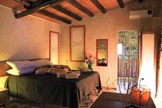 """Casa """"Il Fienile"""", camera matrimoniale - """"Casa Il Fienile"""", double room"""