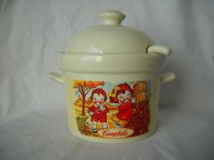 Campbell's soup kids soup tureen
