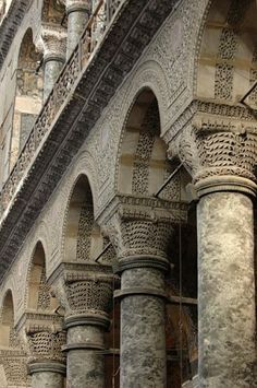 Hagia Sophia-Church was built by Byzantine Emperor Justinian (Eastern Roman Emperor), in century in Istanbul, Turkey. Architecture Antique, Byzantine Architecture, Roman Architecture, Beautiful Architecture, Aya Sophia, Hagia Sophia Istanbul, Byzantine Art, Roman Emperor, Early Christian