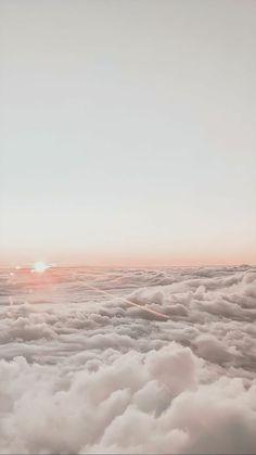 Cloud Wallpaper, Iphone Background Wallpaper, Scenery Wallpaper, Phone Backgrounds, Beach Wallpaper, Plain Wallpaper Iphone, Fall Wallpaper, White Wallpaper, Wallpaper Lockscreen
