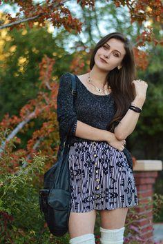 October Fest on Arizona Girl Blog #october fest,  fall fashion  charlotte russe