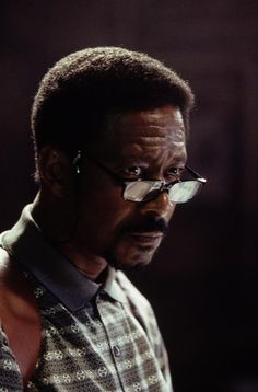 "Lester Freamon: ""A life, Jimmy. You know what that is? It's the shit that happens while you're waiting for moments that never come."" (Played by Clarke Peters.)"