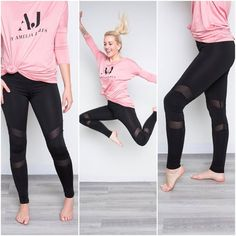4f972dd064 You will be styling at the gym in Amelia James Malibu activewear! My Amelia  James