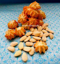 Biscotti alle mandorle e farina di riso – Gluten free