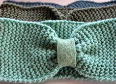 Stirnbänder - Stirnband Ohrenwärmer Haarband 100% merino grün - ein Designerstück von lucieandcate bei DaWanda Etsy, Blanket, Crochet, Fashion, Beanies, Moda, Fashion Styles, Ganchillo, Blankets