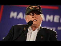 LIVE STREAM: Donald Trump Rally with Ted Nugent in Sterling Heights, MI ...