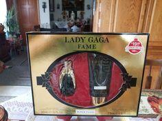 LADY GAGA FAME BLACK FLUID GIFT BOX #ladygaga Perfume Sets, Lady Gaga, Fragrances, Box, Gifts, Black, Snare Drum, Presents, Black People