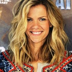 hairstyles for thick wavy medium length hair - Google Search