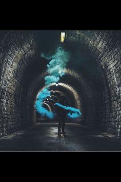 Smoke bomb by Lemon-Smoke on tumblr