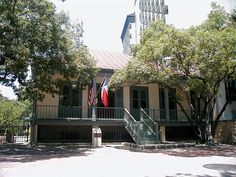 La Villita Historic District - San Antonio Conservation Society