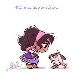 Esmeralda - O Corcunda de Notre-Dame