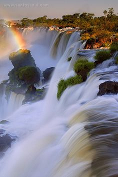 ✯ Iguazu Falls, Argentina-Brasil