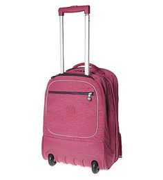 KIPLING - Clas Soobin back to school two-wheel nylon backpack   Selfridges.com