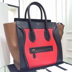 28d570ce9c Celine Luggage tote Micro 26cm