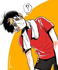 Twitter Haikyuu Nishinoya, Haikyuu Funny, Haikyuu Fanart, Haikyuu Anime, Kenma, Manga Anime, Anime Guys, Haikyuu Characters, Anime Characters
