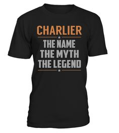 CHARLIER - The Name - The Myth - The Legend #Charlier