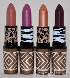MAC Style Warrior Product Photos - will MAC ever release anything similar again????
