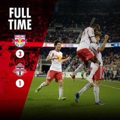 New York Red Bulls - full time