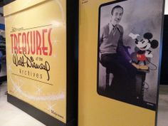 D23 Treasures of the Walt Disney Archives