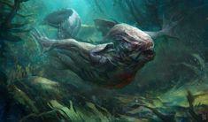 Swamp Monster                                                       …