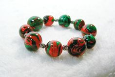 Pan-African Stretch Bracelet 5