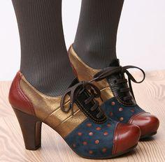 Коллекция обуви сезона осень-зима 2011/12 от Chie Mihara | Fashion Details. Всё о моде Весна-Лето 2013