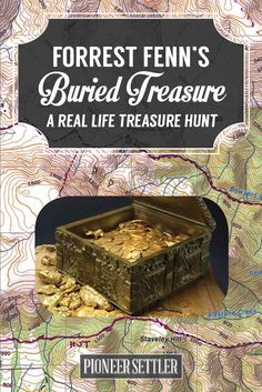Check out The Forrest Fenn Treasure Has Brought More than Riches... at http://pioneersettler.com/forrest-fenn-treasure-news/