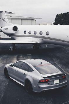 Jet Pack | Audi RS7 x Jet