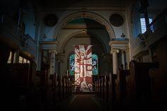 Benjamin Harris (Fine Art - University of Wolverhampton, 2014). Benjamin's sustained practice seeks correlations between the fields of art and theology. http://www.benjaminharrisart.blogspot.co.uk