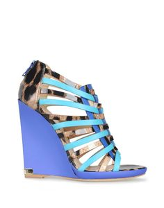 Roberto Cavalli Shoes SS 2012 collection