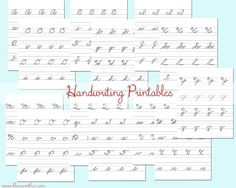 Nice Cursive Writing Practice Sheets Printable Australia that you must know, Youre in good company if you?re looking for Cursive Writing Practice Sheets Printable Australia Teaching Cursive, Cursive Handwriting Practice, Handwriting Sheets, Improve Handwriting, Teaching Writing, Learn Cursive, Cursive Writing Practice Sheets, Cursive Alphabet, Teaching Resources