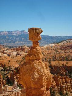 Bryce Canyon National Park~Thor's Hammer~UT