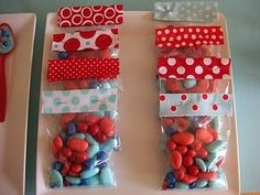 party bag ideas - Google Search
