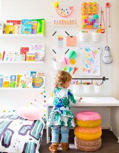 How to create a homework space